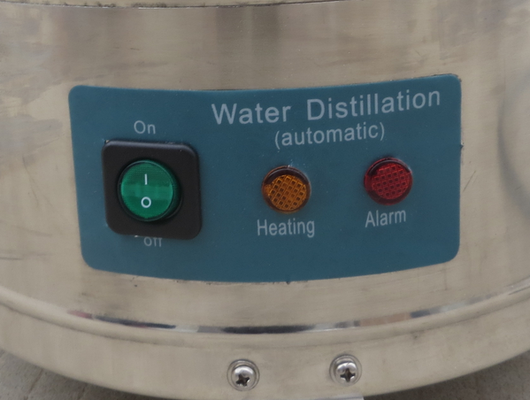 Lab Water Distiller