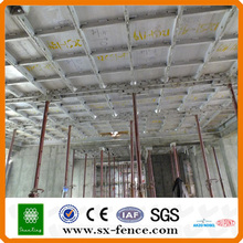 Chantier de construction de chantier de construction