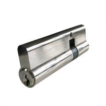 Cilindro de cerradura de puerta de cobre doble estándar