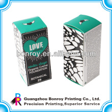Solid Color Regular Perfume Box for Lady
