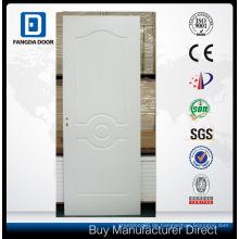 Schlafzimmer-Designs Indien MDF/PVC Holz Tür