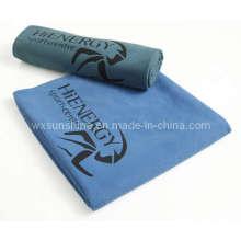 Двусторонняя ткань для чистки фланелевой ткани из микрофибры (SE-011)