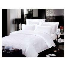 200-400T Ropa de cama de algodón egipcio Jacquard para hoteles