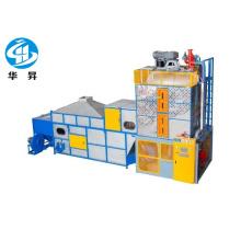 machine de remplissage de billes de polystyrène expansé ignifuge