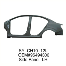 Chevrolet AVEO 2011-2013 Whole Side Panel