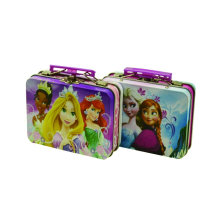 Little Size Metal Lunch Box for Children