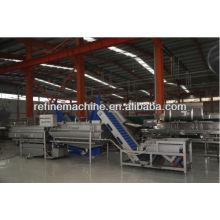 date washing/stainless steel fruit washing machine/equipment/plant