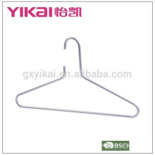 2015 used aluminium shirt clothing hanger on sale with solid hook