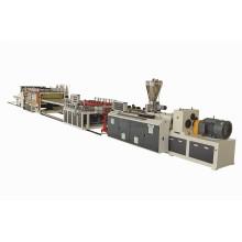 Línea de extrusión de tableros de PVC WPC