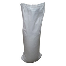 White PP Woven Bag/Fabric for Construction Use