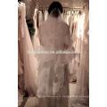 Горячая распродажа длинные дизайн кружевной отделкой свадебная фата
