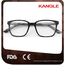 Not easy to fade and deformation of the plastic fashion girls glasses frames