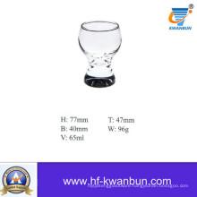 High Quality Machine Blow Glass Glass Cup Kb-Hn01027