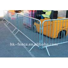 Barrera de control de multitudes de alta calidad / barreras de seguridad / barreras de tráfico