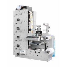 Máquina de impresión flexográfica Zbs-450 Multi-Color Label (LOGO)