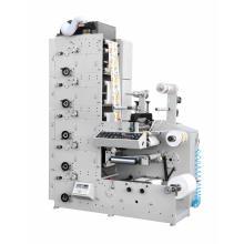 Zbs-450 Multi-Color Plastic Bags Printing Machine
