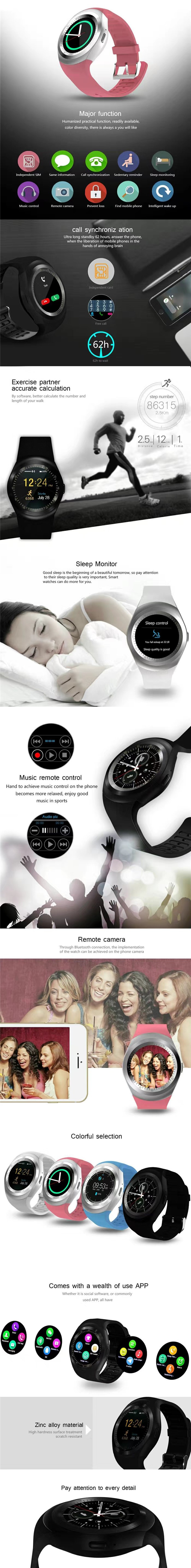 GSM Communication Watch