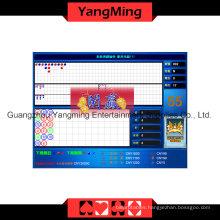 Baccarat Result Display Casino Table (YM-EC02)