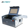 Mini plastplotting CO2 lasergraveringsmaskin