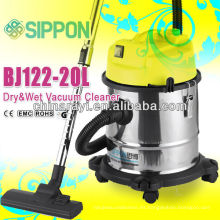 Húmedo y seco eléctrica Vacuumize máquina BJ122-20L Lovely Yellow