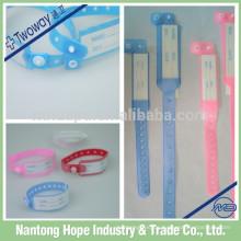 Krankenhaus-Patienten-ID-Armbänder