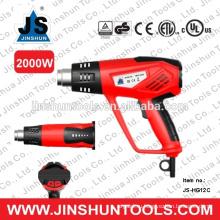 В JS 2000 Вт 220 В температура Регулируемая тепло GunJS-HG12C
