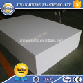 cheap and fine decoration material 2mm customized sheet rigid pvc plate