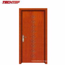 Tpw-134 New Designs Interior Wooden Plain White Door