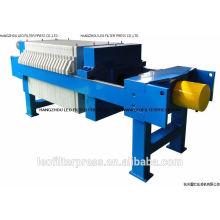 Leo Filter Press Small Filter Plate Chamber Membrane Filter Press