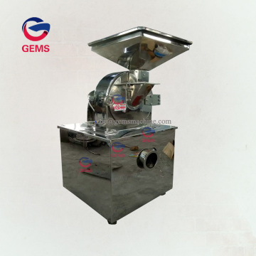Moringa Blattpulvermaschine Yam Nut Powdering Machine