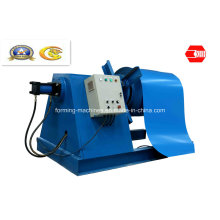 Machine de dérouleur hydraulique automatique de 10 tonnes