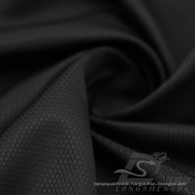 Water & Wind-Resistant Outdoor Sportswear Down Jacket Woven Diamond Dotted Jacquard 100% Polyester Filament Fabric (J018)