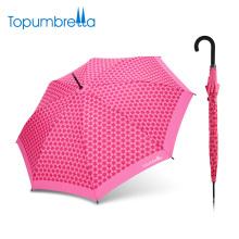 Parapluie de parapluie imprimé en gros
