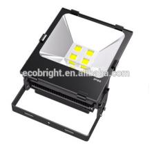 S/n outdoor led lumière d'inondation plus récent aluminium LED projecteur 100w