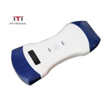 Newest Mini Wifi 128 Elements Portable Double Head Color Doppler Wireless Ultrasound Three Probe Scanner