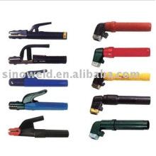 welding cable electrode holder