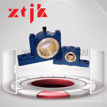 Alta precisión de acero de cromo del bloque de almohadilla rodamientos Ucp207