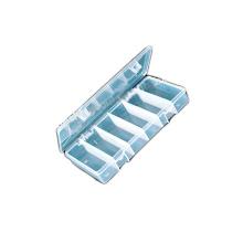 Caixa de equipamento de pesca de plástico FSBX027-S024