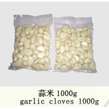 2015 New Crop White Peeled Garlic