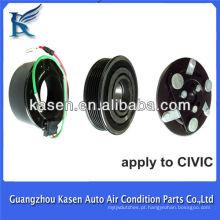 Trsa09 12v 6pk auto ac compressor embreagem
