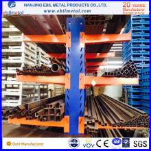 Popular Steel Cantilever Racking From Chinese Manufacturer with Ral Color