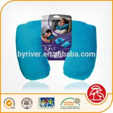 4-в-1 шеи путешествия подушку трансформатор путешествия шею подушку набор