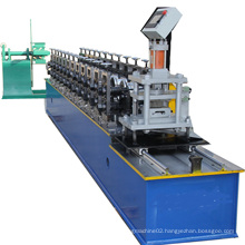 2021 New european type rolling shutter door machine trapezoidal roof tile roll forming machine