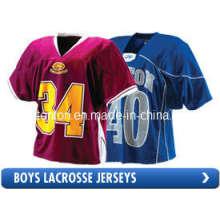 Promotional Custom Sublimated Lacrosse Jersey
