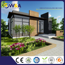 (WAS3505-110S)Low Cost Prefabricated Houses Prices for Sale of Light Steel Prefab Villa Price