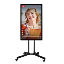 LCD-Touchscreen für mobiles Live-Streaming