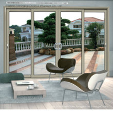 Double Glazed Aluminium Sliding Doors (FT-D120)