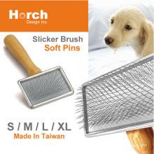 Pet Dog Grooming Kit Hair Beauty Fluffy Pet Soft Pin Brush
