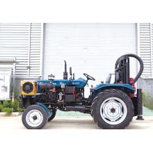 200 m tragbare, auf Traktoren montierte Bewässerungsbohranlage für landwirtschaftliche Betriebe