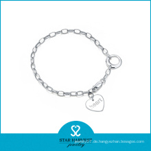 Perfektes Silber Kettenarmband (SH-B0011)